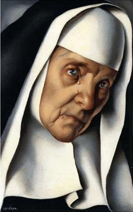 The Abbess, 1935
