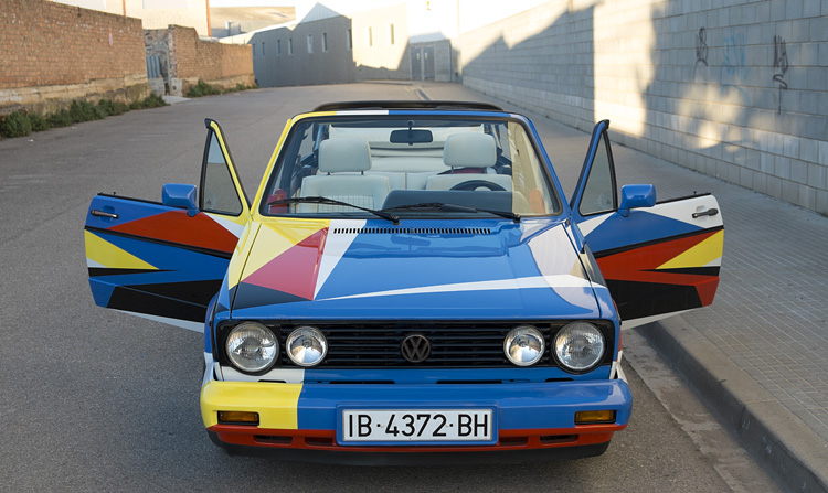 Nomonochrome The Golf MK1