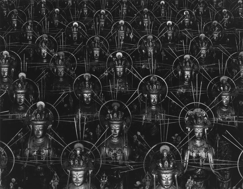 Sugimoto, Hiroshi. Sea of Budha 002, 1995