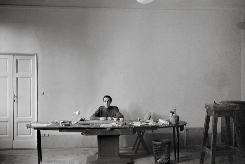 Georg Baselitz. Villa Romana Florencia, 1965