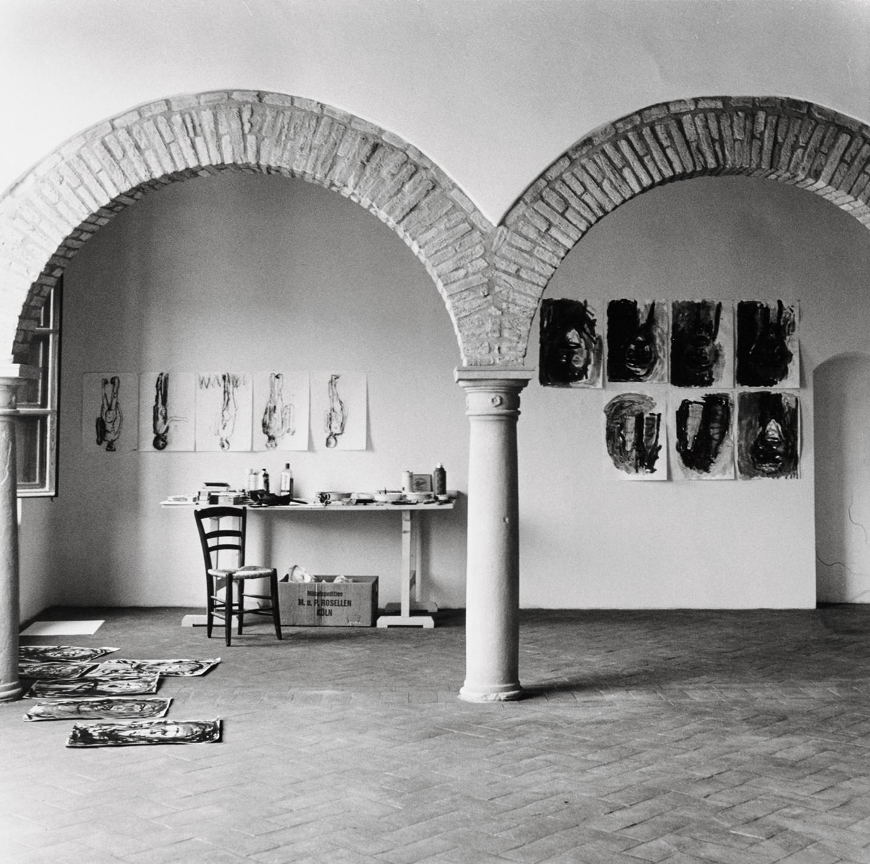 Atelier Castiglion Fiorentino, 1983