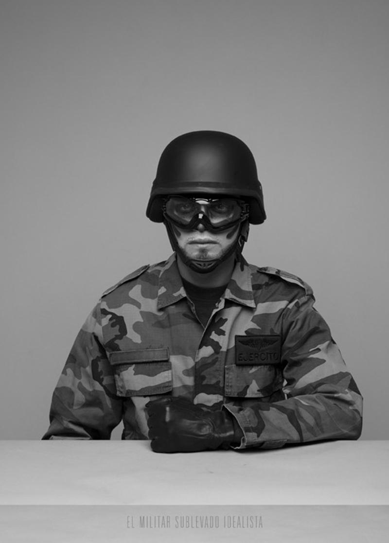 Alexander Apóstol. El militar sublevado idealista.