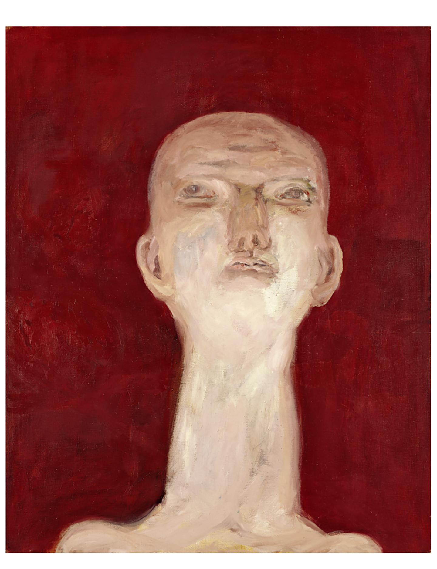 Georg Baselitz P.D. Idol, 1964