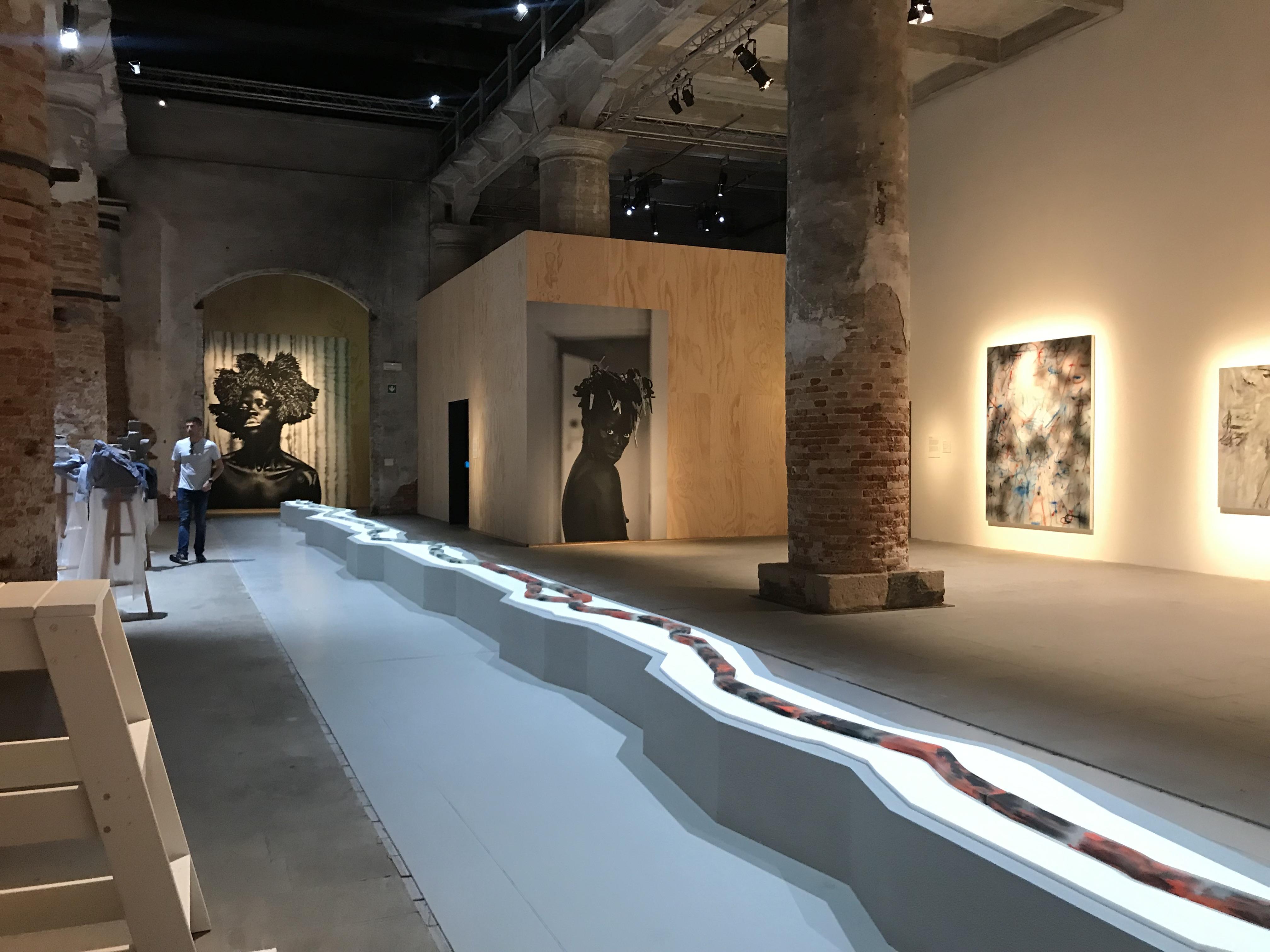 Otobong Nkanga, Bienal de Venecia 2019