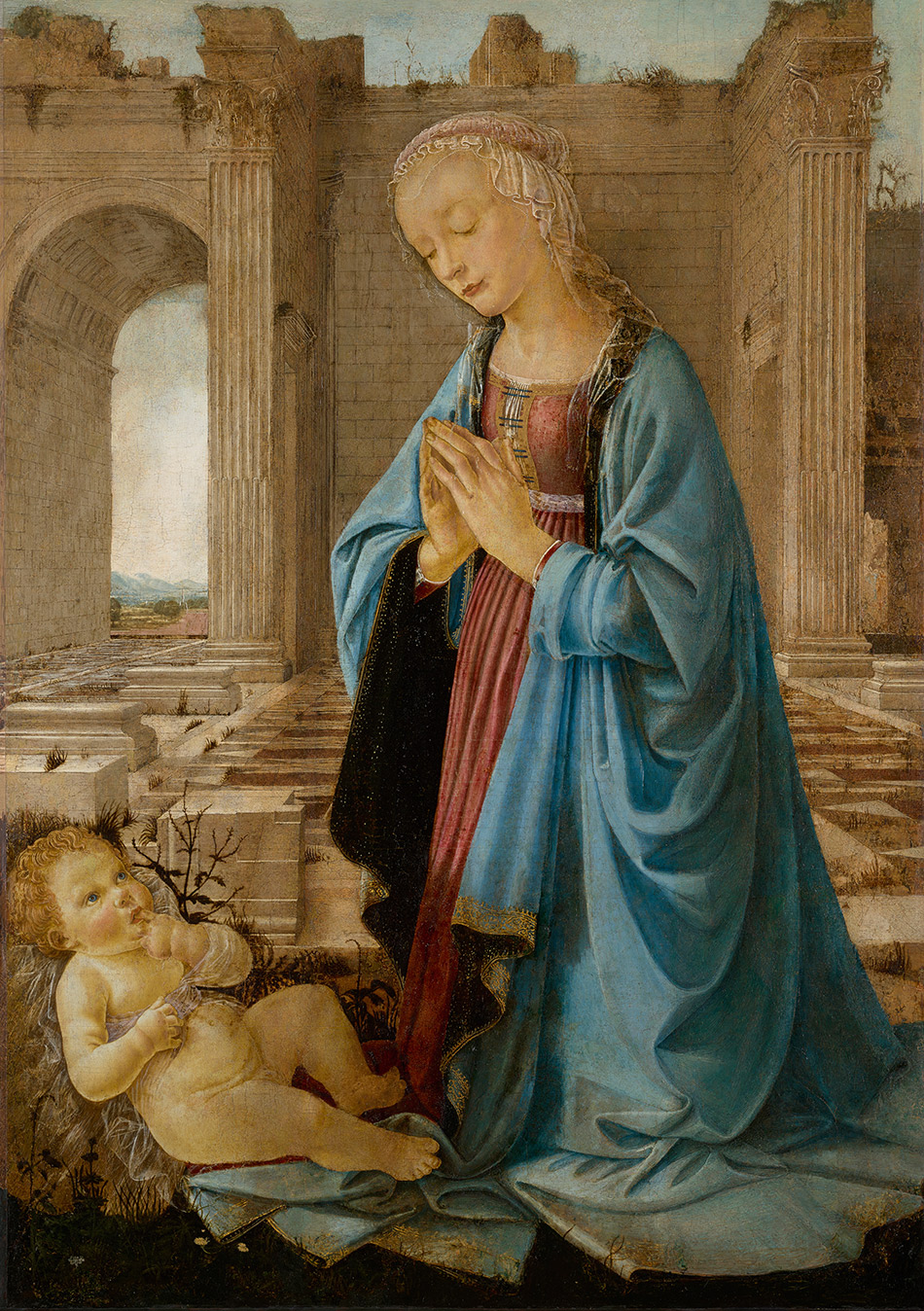 Attributed to Andrea del Verrocchio; and Workshop