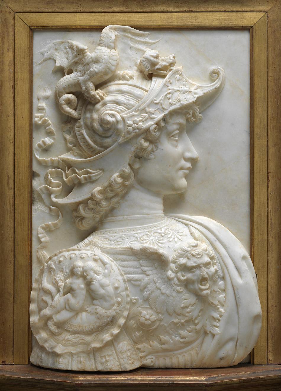 Andrea del-Verrocchio_Alejandro Magno