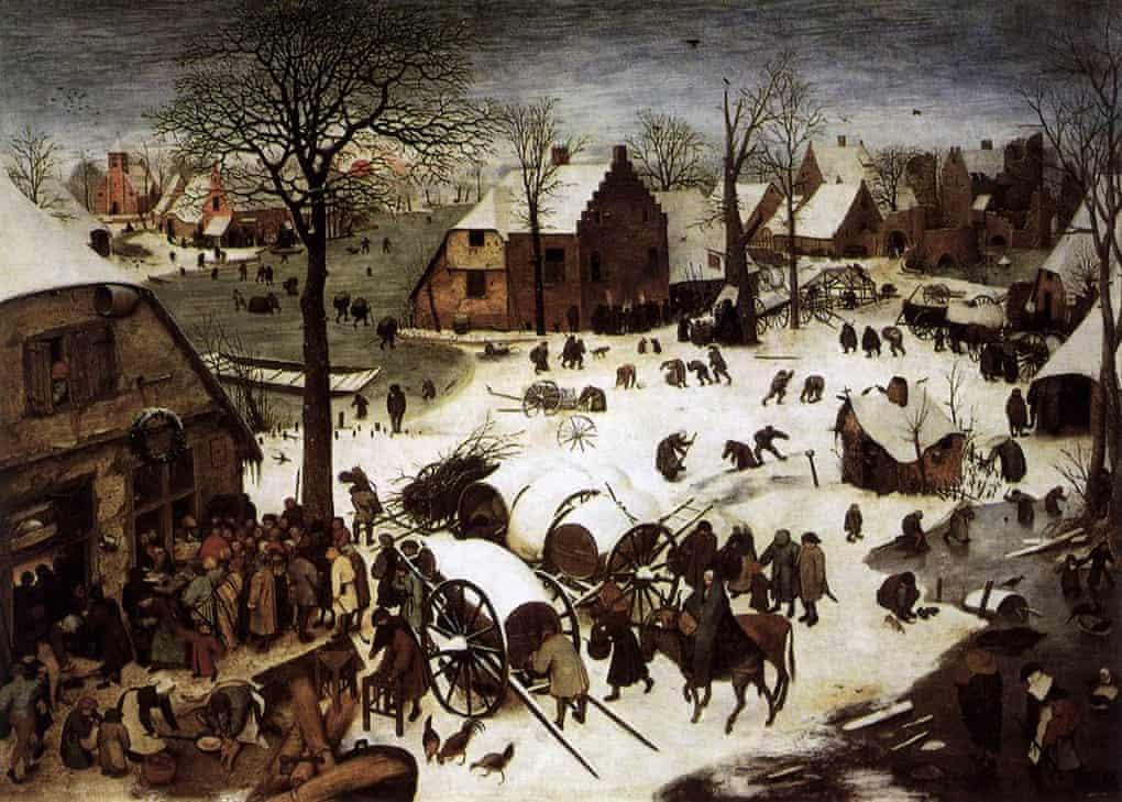 Peter Bruegel the Elder, Museo Real de Beñas Artes de Bélgica, Bruselas