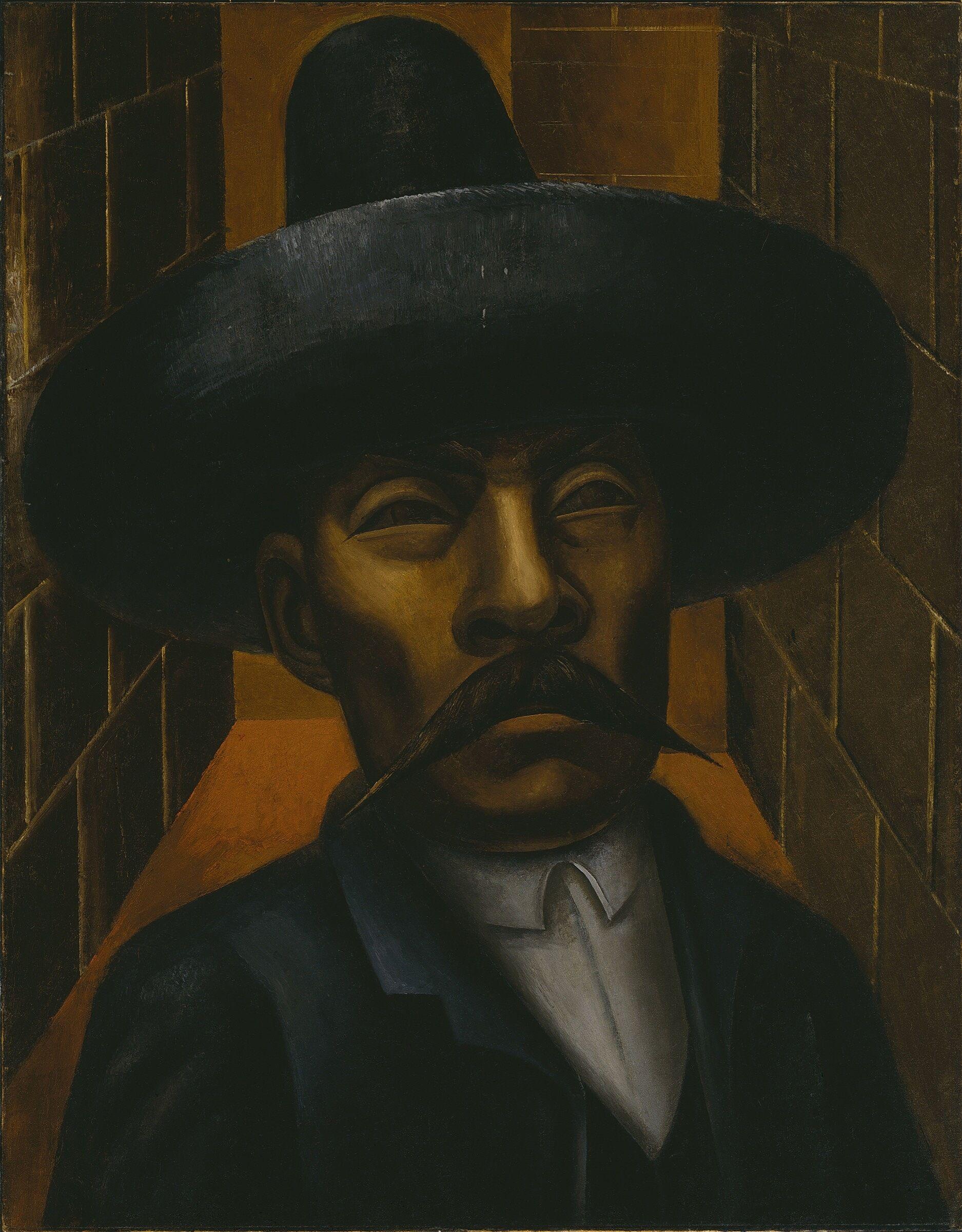 David Alfaro Siqueiros, Zapata, 1931