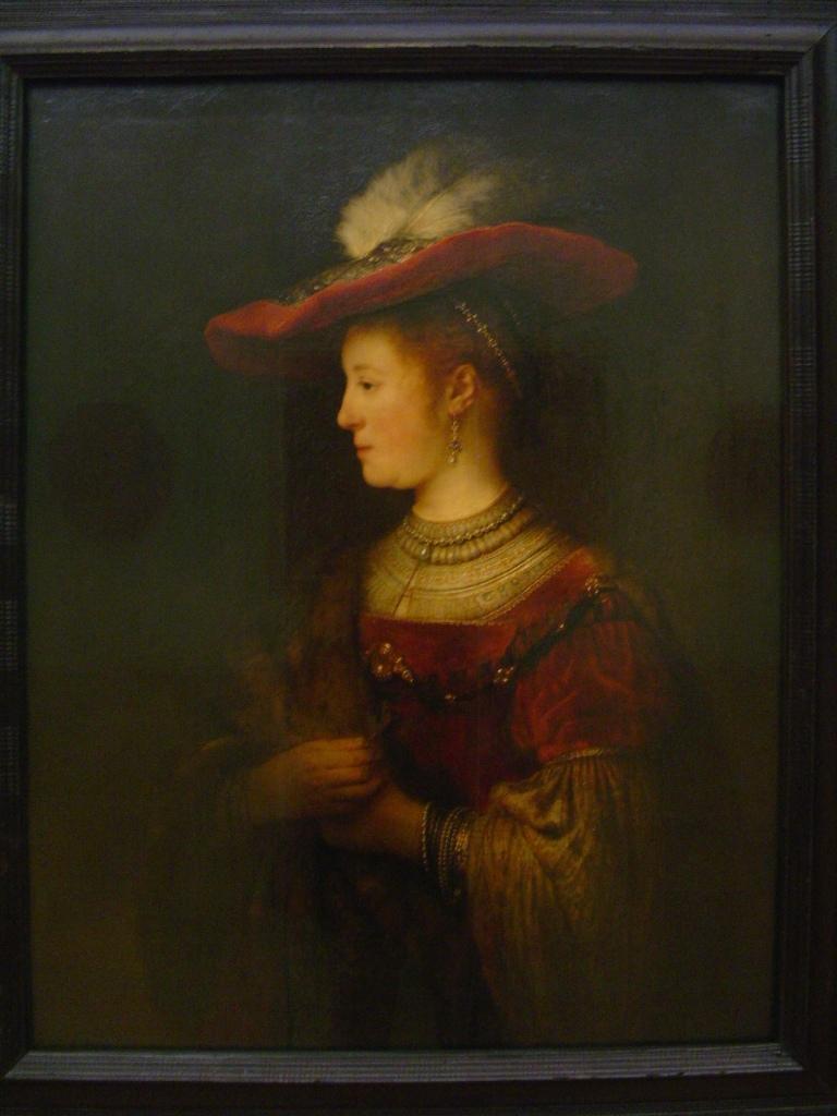 Rembrandt, Saskia von Uylenburgh