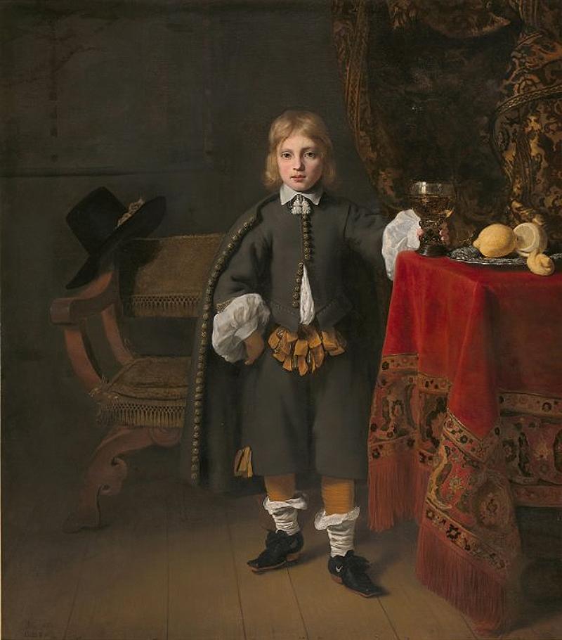 Ferdinand Bol Fredereick Sluysken