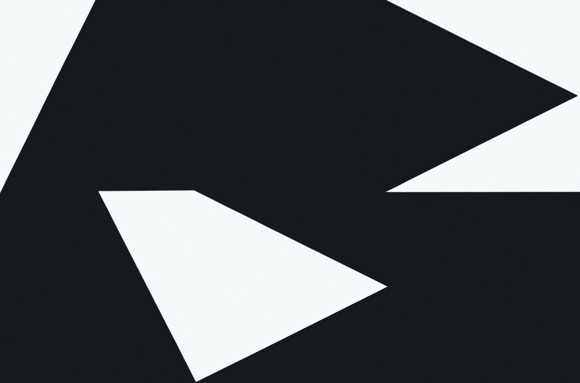 """Lygia Clark Planos en superficie modulada (Planos em superfície modulada), 1958 Pintura de polímero sintética sobre madera 100 x 150 x 7 cm Colección particular, Rio de Janeiro © Cortesía Asociación Cultural """"The World of Lygia Clark"""""""