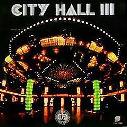 Cubierta del disco de vinil City Hall III