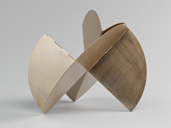 "Lygia Clark, Relógio de sol (Sundial) (1960). Photo: The Museum of Modern Art, New York. Gift of Patricia Phelps de Cisneros in honor of Rafael Romero. Courtesy Associação Cultural ""O Mundo de Lygia Clark,"" Rio de Janeiro."