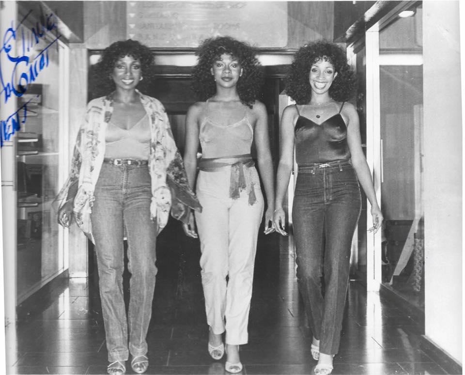 MUSIQUE 1980 Concierto en Caracas co-headlines con Gloria Gaynor