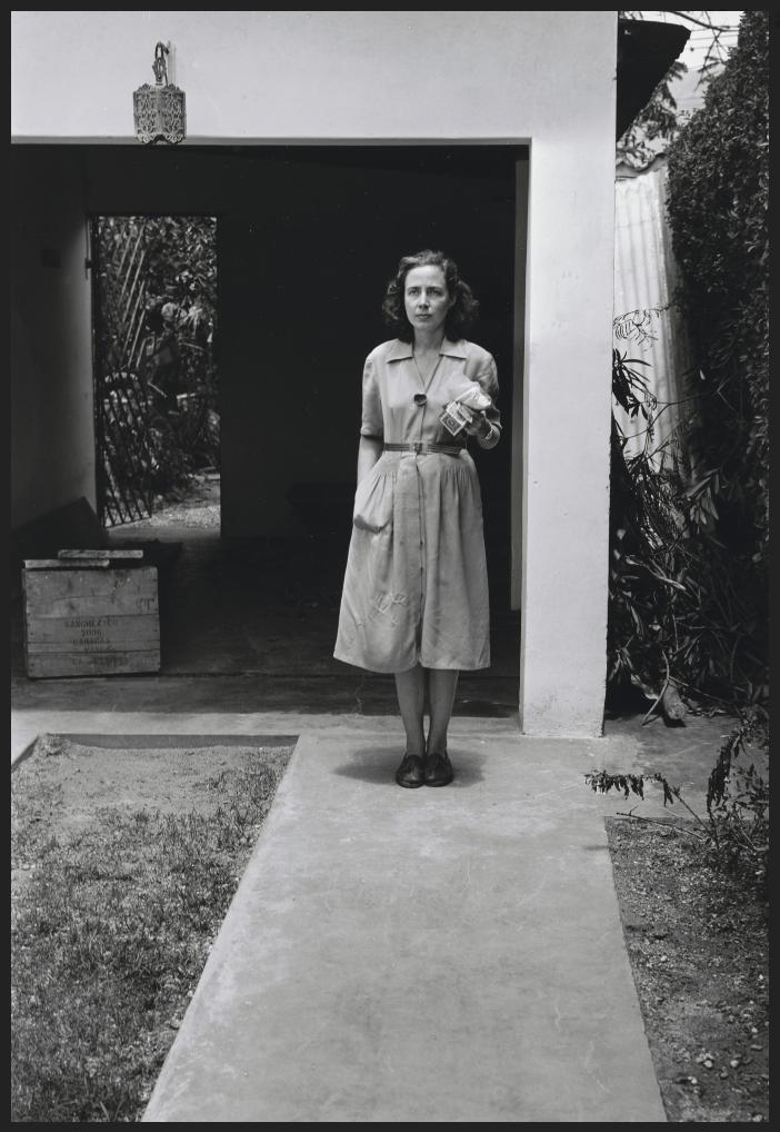 Alfredo Cortina. Casa de Los Rosales, Caracas c 1960. ©Archivo Fotografía Urbana. Colección del MoMA.