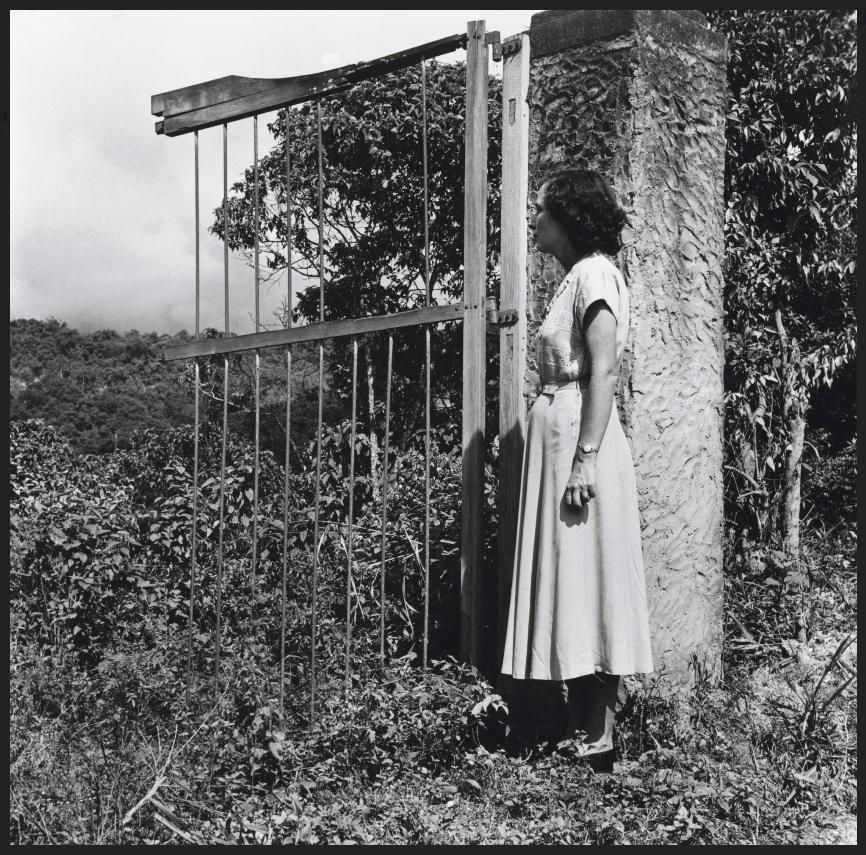Alfredo Cortina. Petare 1960. ©Archivo Fotografía Urbana. Colección del MoMA.