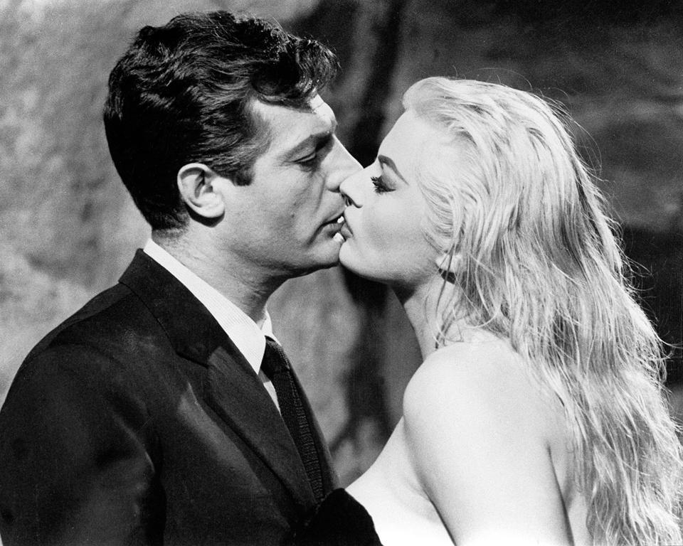 Marcello y Anita.