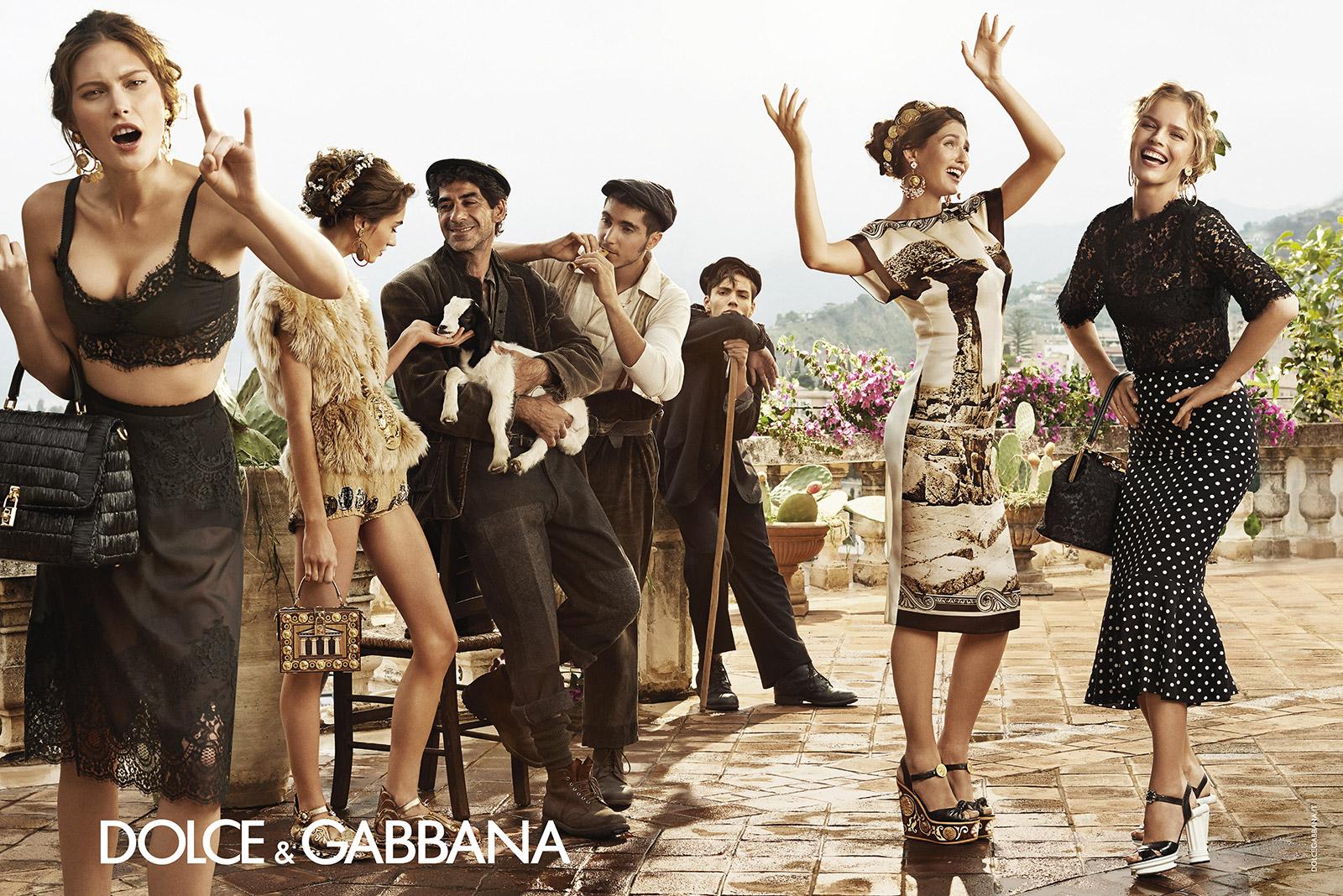 La Dolce and Gabanna Vita