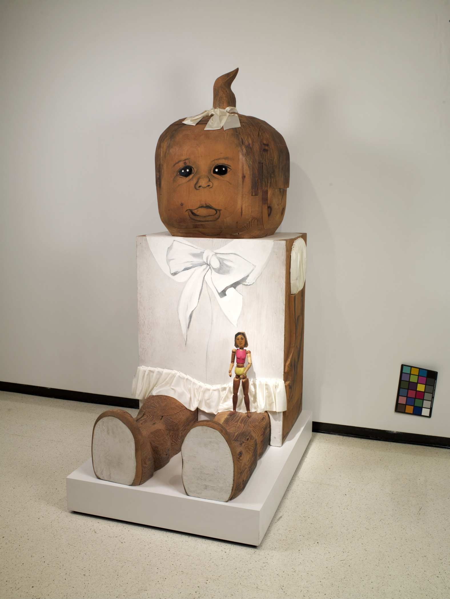 Marisol Baby Girl, 1963 Albright-Knox Art Gallery New York