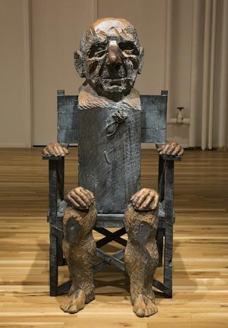 Marisol. Picasso. Colección Museo de Arte Contemporáneo de Caracas