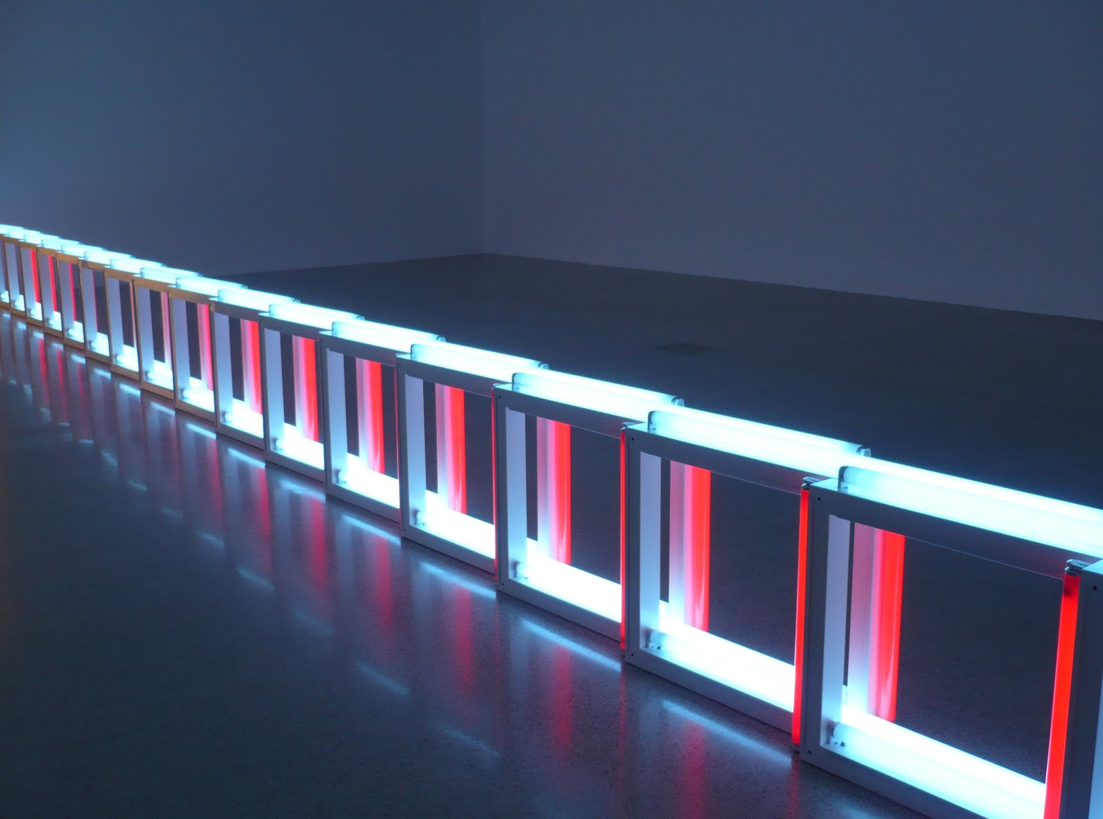 Dan Flavin Untitled