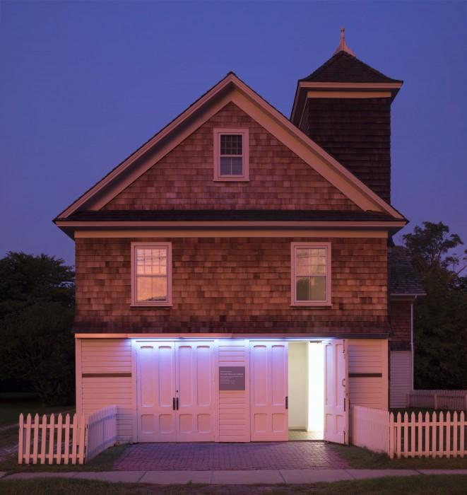 Dan Flavin Art institute Foto Bill Jacobson