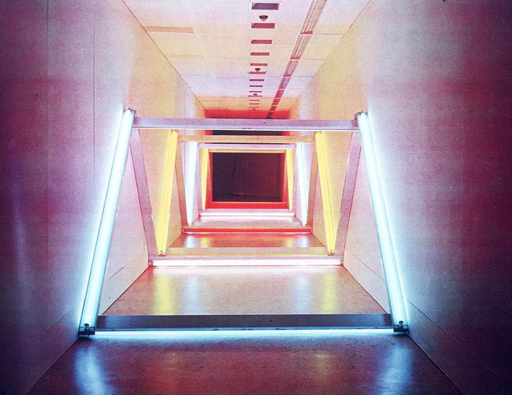Dan Flavin Untitled (to S. M. with all the admiration and love which I can sense and summon) 1969 MIT Libraries