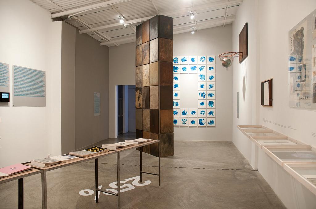 Ricardo Benaim. Homenaje a la Materia. Galería GBG Arts.