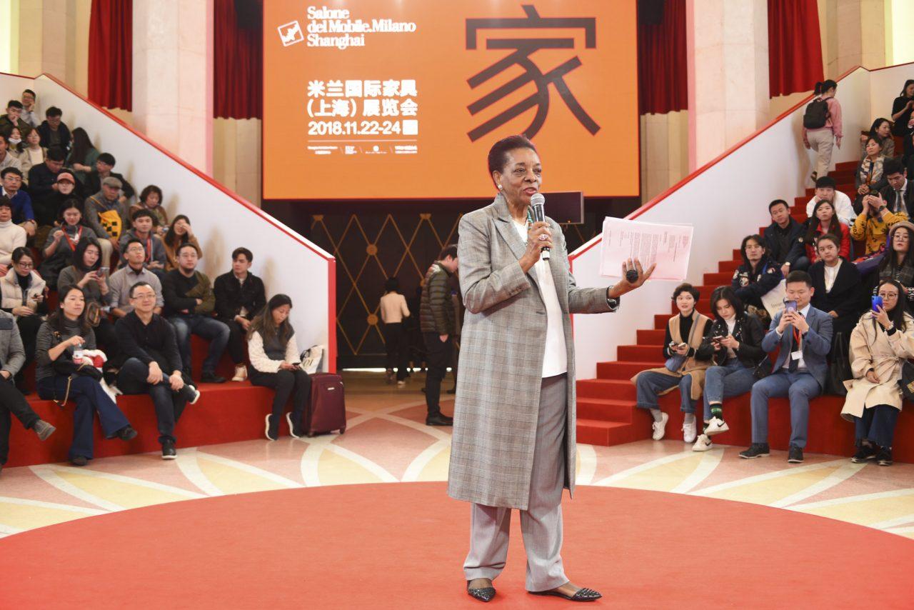Salone del Mueble de Milano Shanghai 2018 Foto cortesía Salone del Mobile Milano