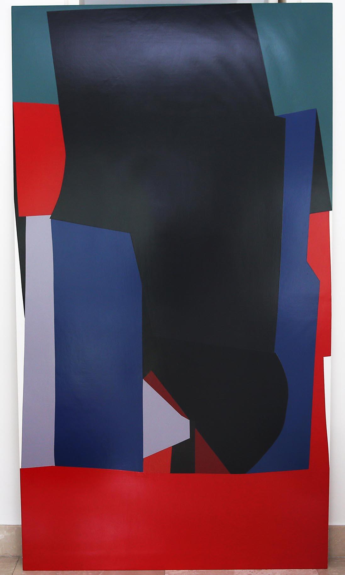 Mercedes Pardo. Estos espacios sin nombre, 1973