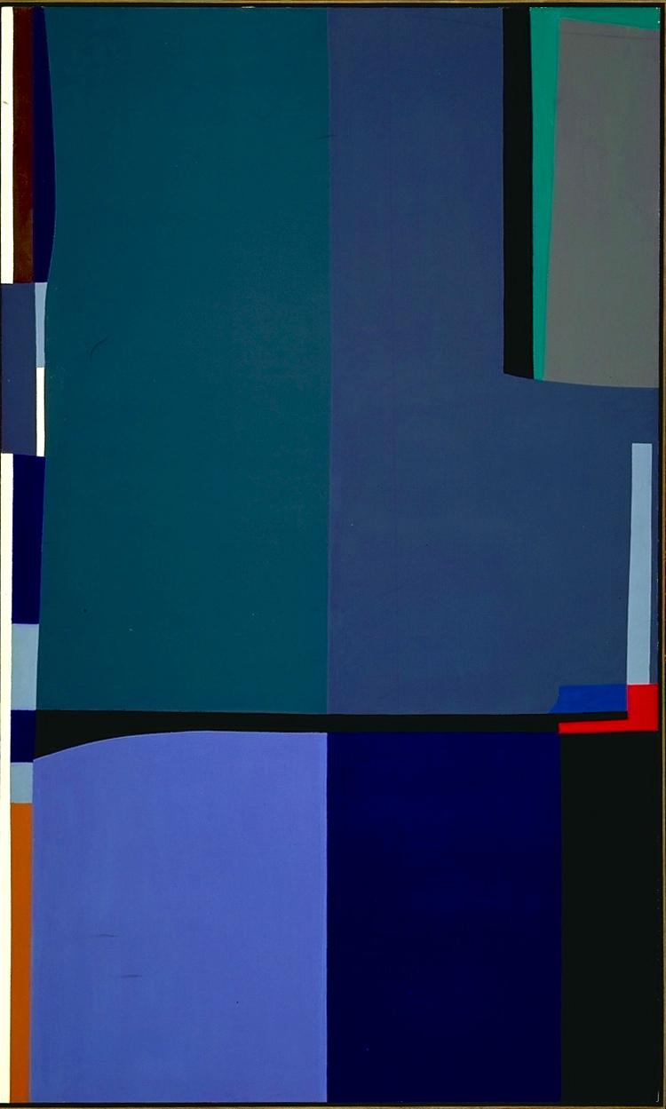 Mercedes Pardo. Umbra y penumbra, 1976 Colección Galería deArte Nacional.