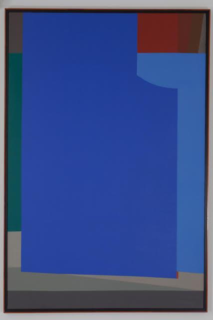 Mercedes Pardo Un azul sin límites 1987 Alex Slato Daniel Kohn NY