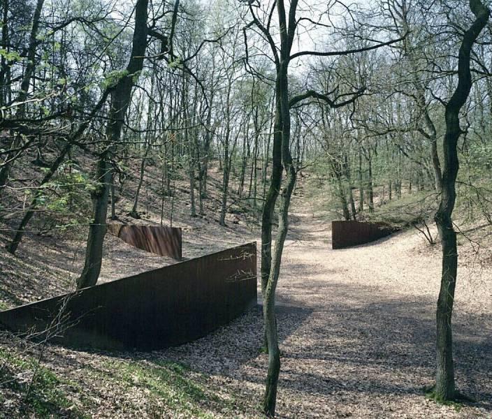 21. Spin Out. Alargar. Museo Kroller Muller en Otterlo, Países Bajos. 1972