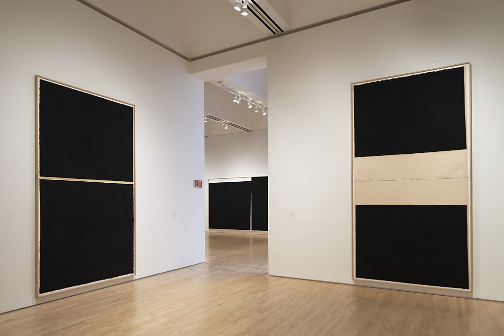 30. Weight and Measure IX. Medida y peso. 1994 y Weight and Measure III. Medida y peso. 1994. Galería Gagosian. NYC