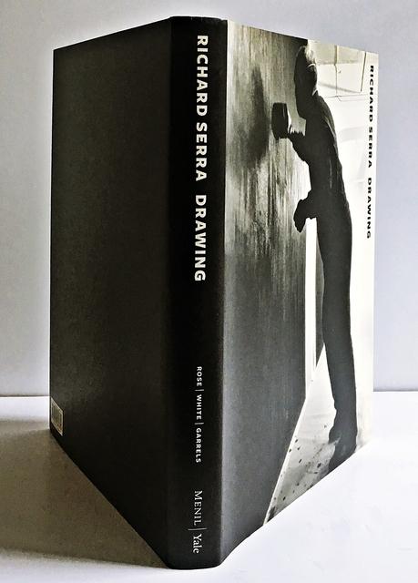 31. Catálogo de la antológica de dibujos de Serra Colección Menil. Houston. USA. 2012