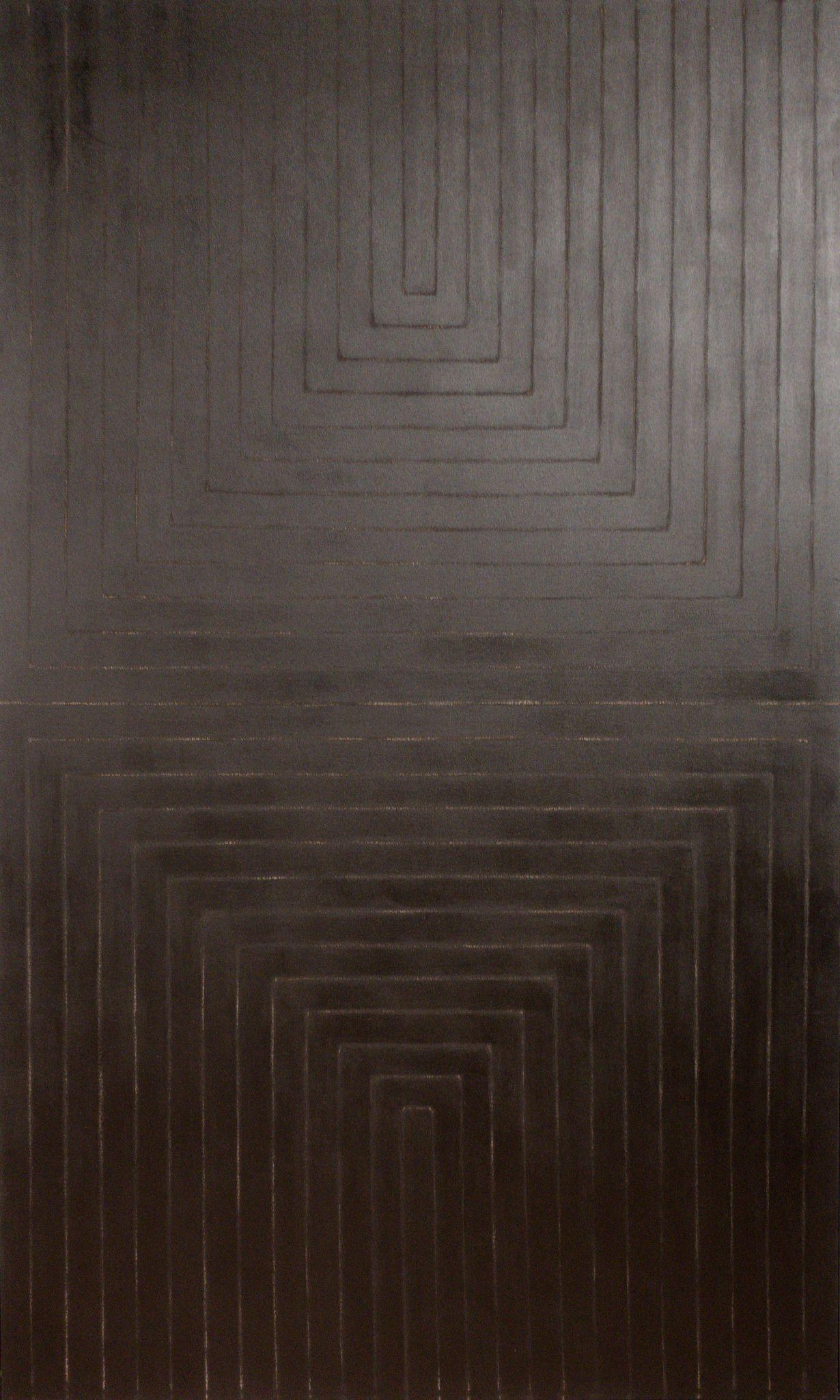 Frank Stella. Arundel Castle 1959